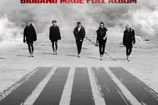 Promotional poster of Big Bang new album