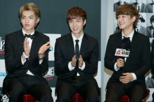 MBC Every1 'EXO's Show-Time' Press Conference