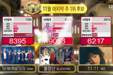 Blackpink wins first with