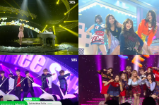 Inkigayo Performances – Sunny Girls, Twice, SHINee, Sejeong,