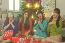 Haha Releases Christmas Song 'White' Featuring Oh My Girl
