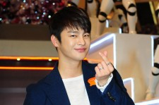 Seo In-guk Attends Christmas Lighting Ceremony In Shanghai