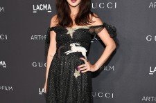 Actress Ko So Young attends the 2016 LACMA Art + Film Gala honoring Robert Irwin and Kathryn Bigelow presented by Gucci at LACMA on October 29, 2016 in Los Angeles, California.