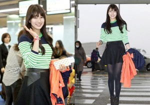 miss A's Suzy Airport Fashion, 'Airport or Runway?'