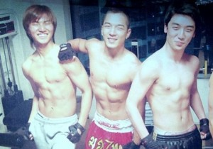 big bang abs from 2009