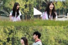 kim soo hyun and suzy filming at bangkok