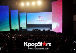Apink Receives Overwhelming Love At 'Pink Aurora Asia Tour' In Singapore [PHOTOS]