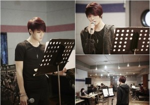 JYJ Jaejoong Live Performance Practice, 'Handsome Rocker'