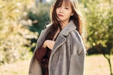 Goo Hye-Sun in one of the photoshoot in October.