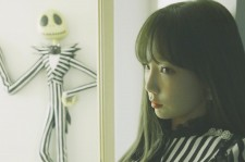 Girls Generation Taeyeon from her social media account.