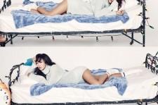 SISTAR Bora-Hyorin, Sexy Poses in Photo Shoot