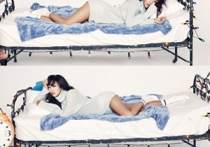 SISTAR Bora-Hyorin, Sexy Poses in Photo Shoot