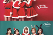 Twice Releases Teaser Pictures For Their Christmas Album