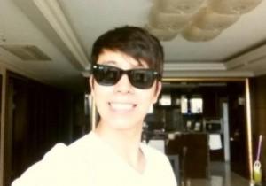 donghae big smile