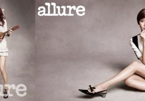 son dam bi perfect body photo shoot with allure