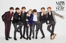 BTS GQ Korea