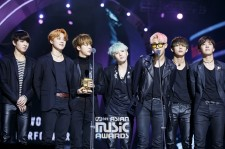 BTS ranked 8th on Fuse TV's '20 Best Albums'.