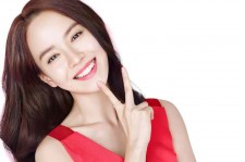 Song Ji Hyo poses for Banila.co.