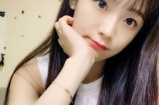 Soyul's picture taken from Crayon Pop social media account.