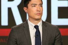 Daniel Henney speaks onstage during the CBS/Showtime Television Group portion of the 2015 Winter TCA Tour at the Langham Huntington Hotel on January 12, 2016 in Pasadena, California.