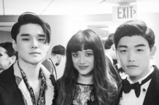 Dean, Eric Nam, And B.I.G. Attend An Exclusive Gala In Los Angeles