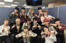 Seventeen wins 'Mcountdown' plus other performances