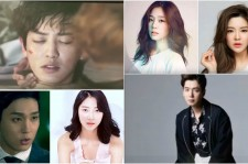 Missing 9 characters: Park Chan leol , Baek Jin Hee, Lee Sun Bin,Choi Tae Joon, Jung Kyung Ho and  Ryu-won in a photo layout.
