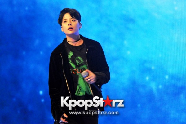 Asia's Musical Talent Amber Liu, Charli XCX, JJ Lin, Rossa and Ivy Grace Paredes Come Together For Asian Television Awards [PHOTOS]key=>3 count37