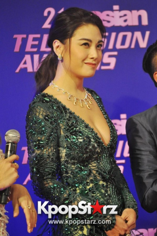 Asia's Musical Talent Amber Liu, Charli XCX, JJ Lin, Rossa and Ivy Grace Paredes Come Together For Asian Television Awards [PHOTOS]key=>35 count37