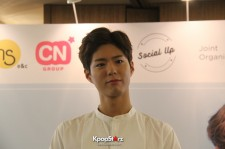 Park Bogum 'Oh Happy Day' Press Conference in Kuala Lumpur
