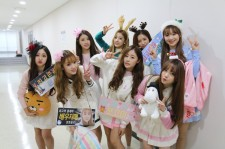 The girl group Lovelyz