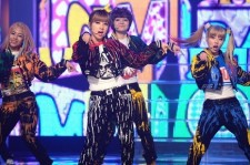 Girl group Tiny-G's new song 'Mini Mini Mo' ranked high on the ring bell chart.