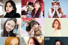 Lim, Namjoo, Hyemi, Hyojung, Yulhee, Jin, Chaeyoung, Soyeon, Linzy