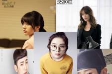 Hyeri, Nana, Key, Irene and Jinyoung