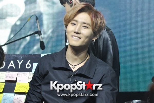Day6 Successfully Put Up A Wonderful Show At Day6 Fan Meeting In Singapore [PHOTOS]key=>16 count28