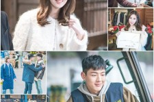 Ji Soo and Seohyun's cameo stills.