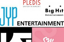 SM, YG, JYP, Big Hit, Pledis