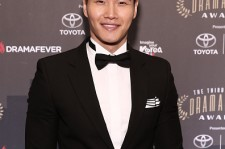 Kim Jong Kook at 3rd Annual Drama Fever Award in New York City.