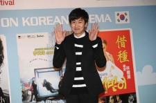 South Korea model and actor Lee Kwang Soo attends the 'Focus on Korean Cinema' Series as part of the 40th Hong Kong International Film Festival on March 22, 2016 in Hong Kong, China.