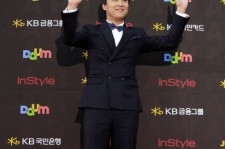 Cha Tae-Hyun arrives for the 47th PaekSang Art Awards at Kyunghee University Art Center on May 26, 2011 in Seoul, South Korea.