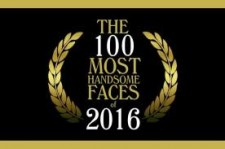 100 Most Handsome Faces of 2016