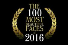 100 Most Beautiful Faces List 2016