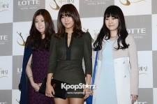 Wonder Girls Sunye's Wedding Guest: Yubin, Baek Ye Rin and Park Ji Min