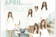 April Releases 'Prelude' Album Teaser
