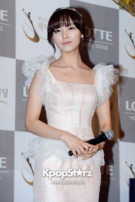 Wonder Girls Sunye's Wedding Press Conference at Seoul Lotte Hotelkey=>11 count17