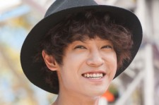 Jung Joon Young attends the Mnet America show Danny From LA (DFLA) KCON 2014 - Day 2 at the Los Angeles Memorial Sports Arena on August 10, 2014 in Los Angeles, California.