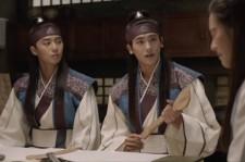 Still image from the KBS drama