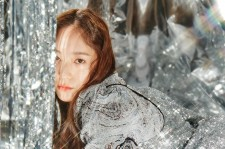 Krystal for Wkorea in one of her instagram pictures.