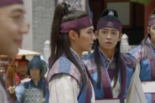 "Still image from KBS drama ""Hwarang: Poet Warrior Youth"" Episode 6."