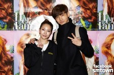 BoA and TVXQ's Changmin